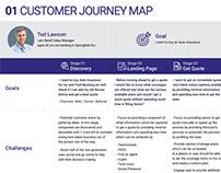 Nimesh Chheda On Behance - Insurance customer journey map