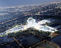 Expo 2020 - wayfinding design II
