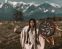 Lost daughter of shaman