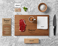 Restaurant & Food Mock-Up