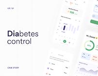 Diabetes Control App