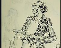 Dr Sketchy's Sydney #2