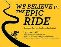 Yellow Tail Sponsored Bicycle Classic