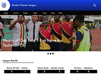 Stanbic Ghana Premier League Website