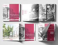 Jubiläumsbroschüre – 100 Jahre Theater Magdeburg