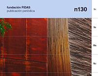 Publicación en revista digital FIDAS
