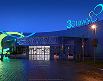 3 Stawy Shopping Centre | Interior photography