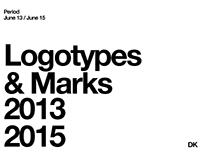 Logotypes & Marks | 2013 - 2015