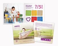 Adamo Hammock product catalog & package