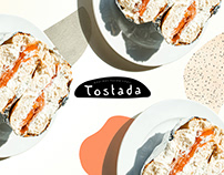 Tostada | Branding
