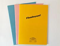 """""""Flamboyant!"""" Fanzine"""