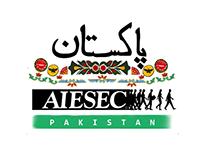 AIESEC in Pakistan Designs