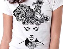 Górgona Tshirt design