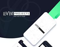 Levent_Mobile App. Product Design