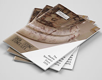Brochure Design | Dada Stones & Stone Life
