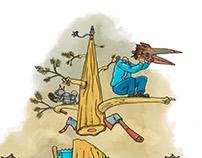 """Illustrations for """"Täheke"""""""