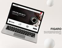 Figaro - UI/UX, Web Development