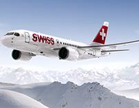 SWISS // AirCraft