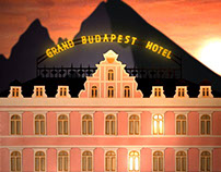 THE GRAND BUDAPEST HOTEL Promo
