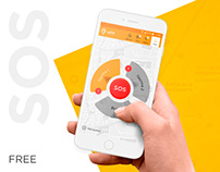 WTF - Free psd APP and landing page