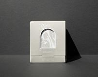 REFU|水泥精油蠟燭包裝設計