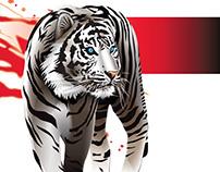 tiger vector series