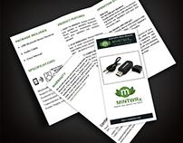 MINTWRx Trifold Brochure