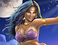 Slot game: Reel Genie