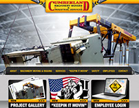Cumberland Machine Movers Website