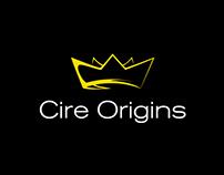 CIRE ORIGINS - logo redesign
