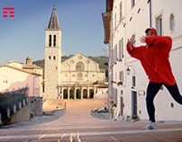 Flash Mob Tim Spoleto