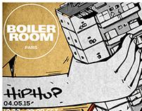 Boiler Room - Paris