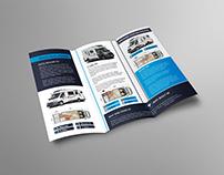 NewMarque Motorhome Brochure & Magazine Advert
