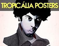 Tropicália Posters