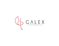 Galex Photography | Photographer Logo Design