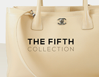 The Fifth Collection — Brand & Ecommerce