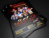 Flyer e Banner-Post | Bela Máfia Fest II