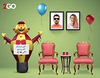 2Go - Social media Ad