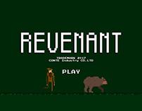 Revenant 8 Bit version - motion graphic