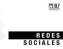 Redes Sociales - Luz Inmobiliaria