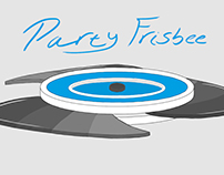 MAYA: The Party Frisbee Concept + Model