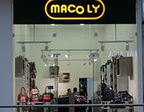 Diseño de tienda - Macoly Plaza Imperial Bogota 2016