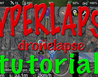 How to do a dronelapse - hyperlapse
