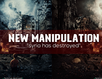 "New manipulation ""syria has destroyed"""