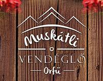 Menu of Muskátli Restaurant