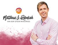 Branding Mattheus & Rebekah van der Steen Ministries