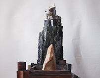 The People Who came From The Sea - Sculpture No.4