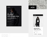 Nike ACG / Concept