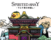 Spirited Away: The Bathhouse.