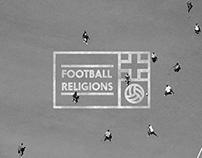 Football Religions kits / Design project